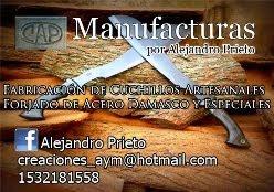 CAP Cuchillos artesanales