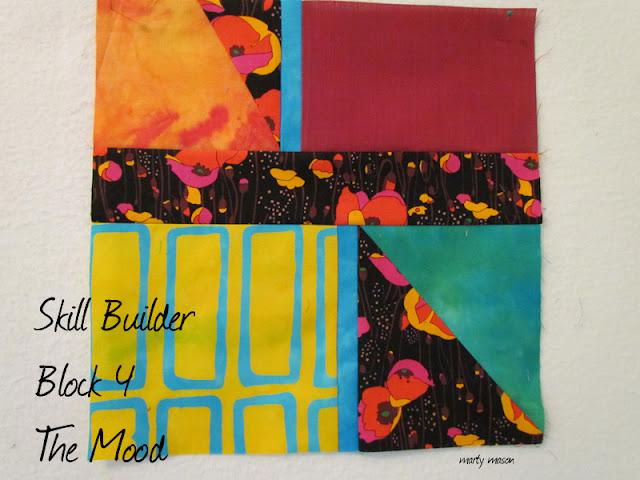 Pile O' Fabrics Skill Builder BOM #4