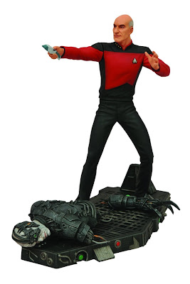 Diamond Select Star Trek The Next Generation Captin Picard Figure