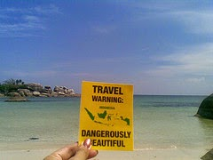 Travel warning!! Dangerously Indonesia!