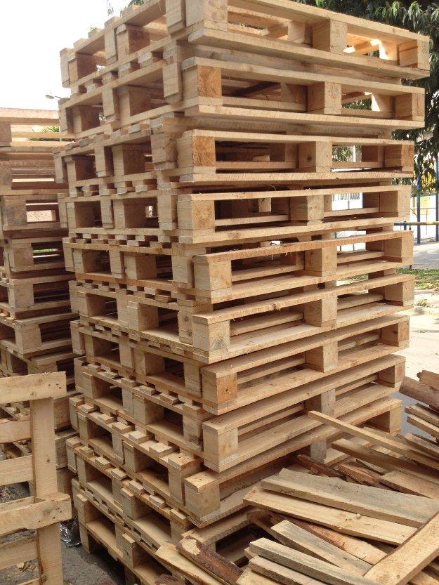 Maderas y estibas cartagena mayo 2013 - Tarimas de madera usadas ...