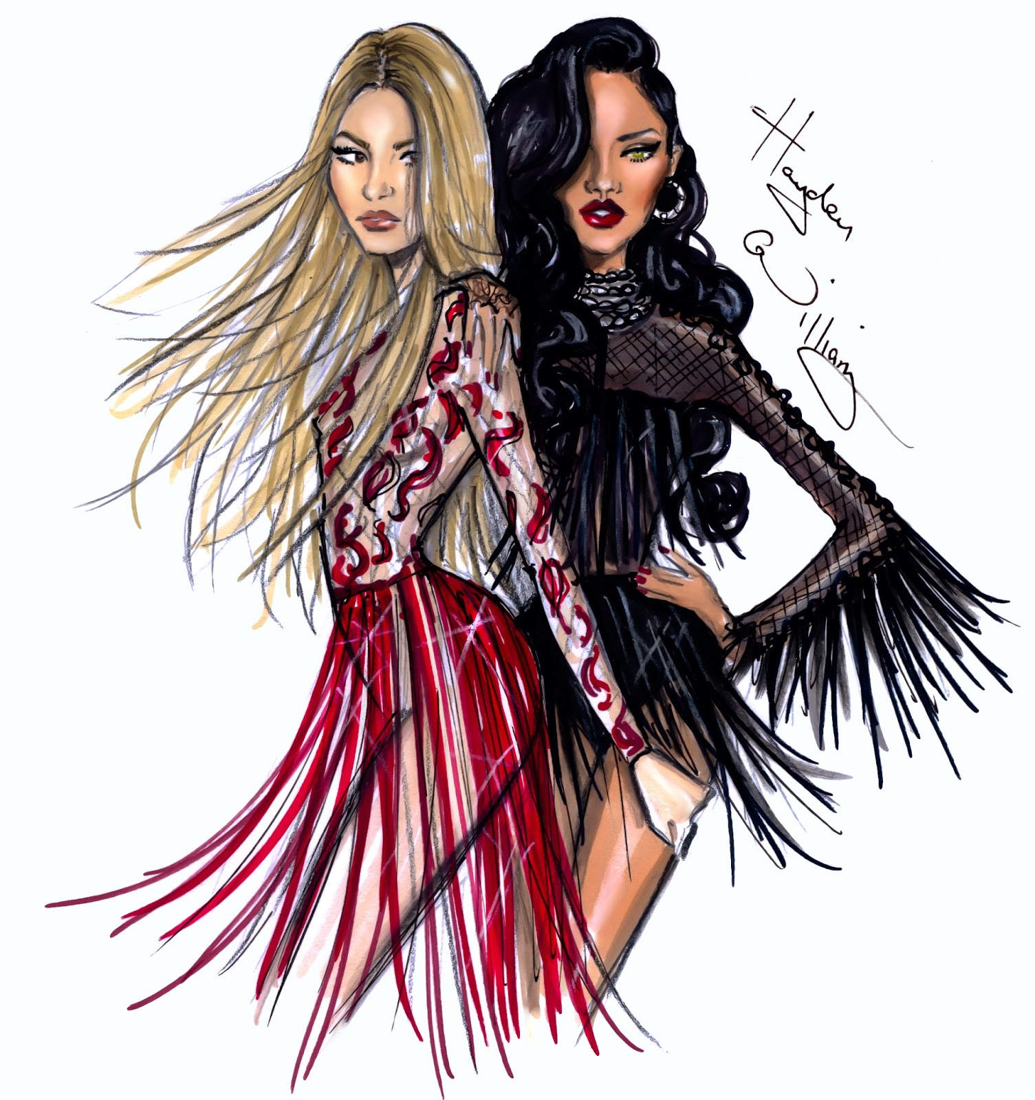 Shakira Fashion Designer