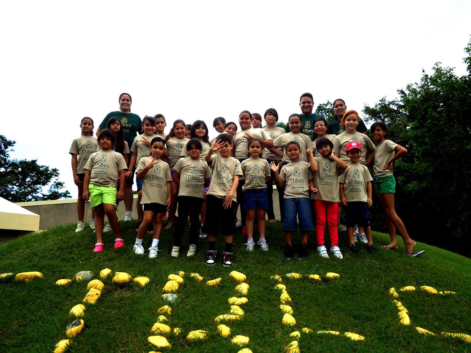 Noticias sur p r todo un xito el taller de verano en el for Actividades jardin botanico caguas
