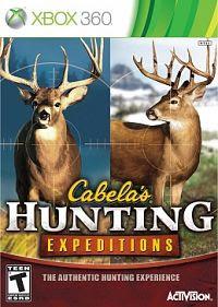Cabela's Hunting Expeditions (X-BOX360) 2012 Baixar grátis torrent