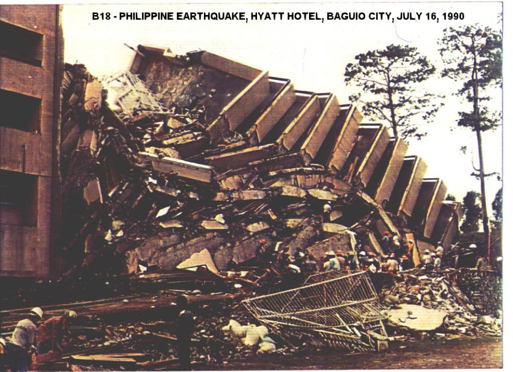 Isinay Bird: The Baguio Earthquake of 1990