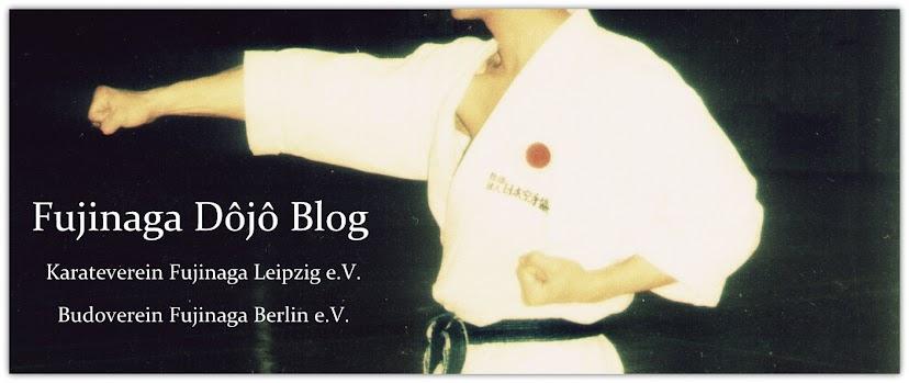 Fujinaga-Dôjô-Blog
