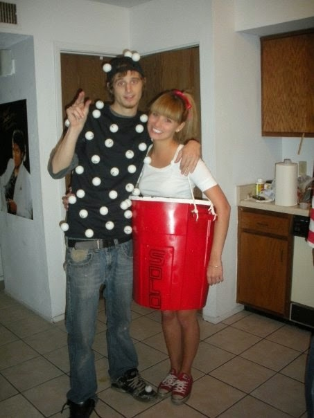 Red Solo Cup Halloween Costume Diy i Was a Red Solo Cup And my
