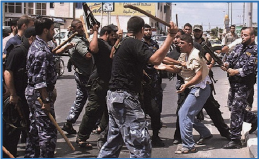 Hamas and Fatah continue their low-level intrafada
