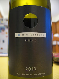Photo of 2010 Hinterbrook Riesling
