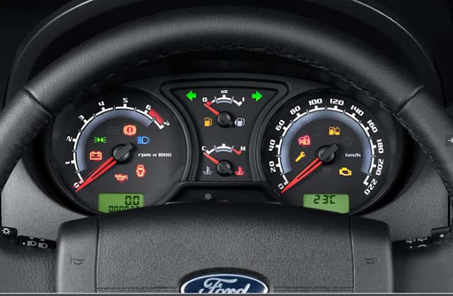 Interior da EcoSport FreeStyle 2011