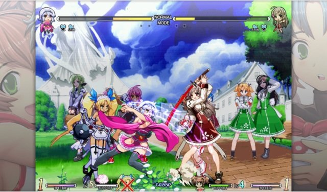 Vanguard Princess PC Games Gameplay