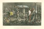 Negros no fundo do porão [O Navio Negreiro] , 1835