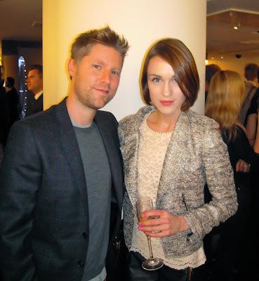 La Petite Anglaise Christopher Bailey, Vogue's Fashion Night Out