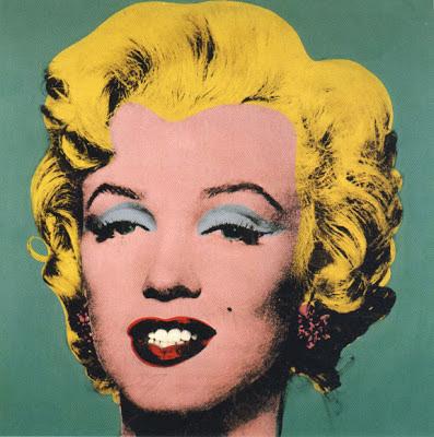 Marilyn Monroe de Warhol