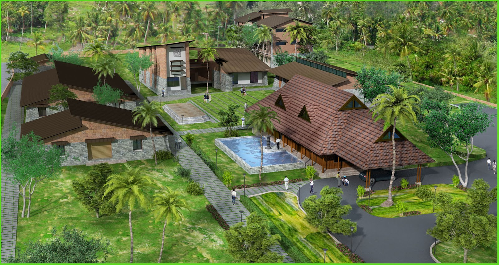 architectural thesis reports india
