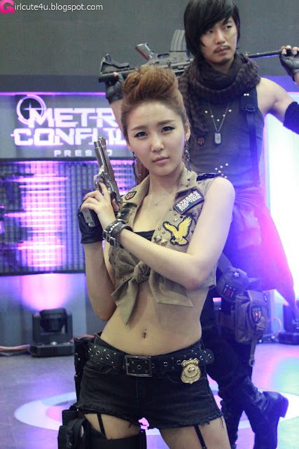 6 Bang Eun Young - G-Star 2011-very cute asian girl-girlcute4u.blogspot.com