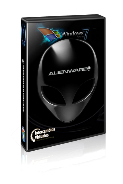 Windows 7 AlienWare Ultimate SP1 Edition (x64-bit)