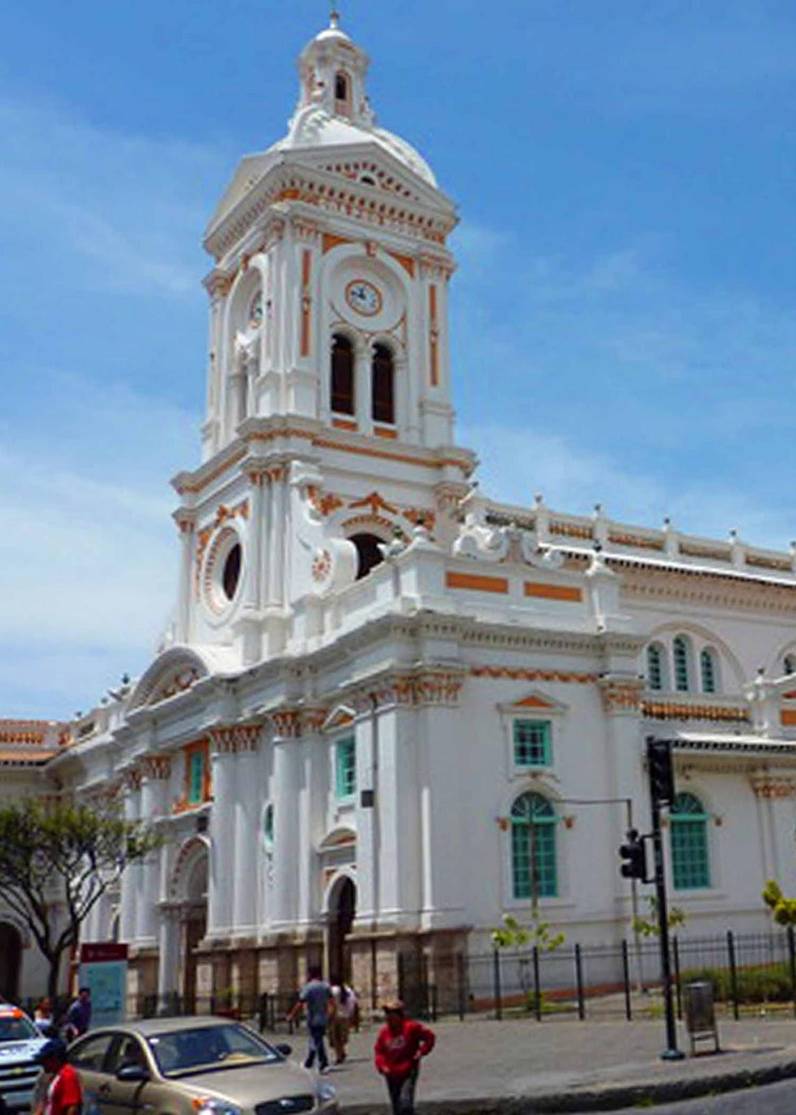 Cr tica y opini n cultural un libro salesiano y sus for Ministerios del ecuador