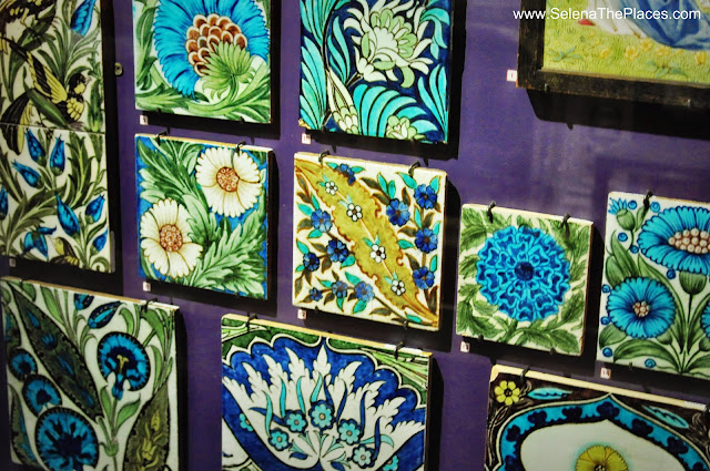 Tile Exhibit Stoke on Trent