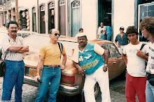 I Jornada Cultural de Capoeira/ Ouro Preto -1987