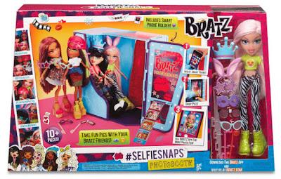 TOYS : JUGUETES - BRATZ #SelfieSnaps  Photobooth with doll | Fotomatón con muñeca Producto Oficial 2015 | MGA 538066 | A partir de 5 años Comprar Amazon España & buy Amazon USA