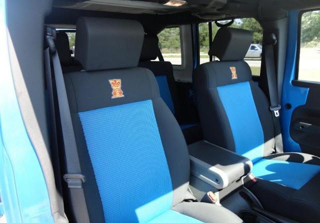JK Archives: Jeep Wrangler JK Special Edition - Islander