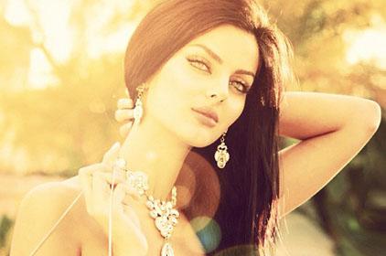 """أجمل امرأة في العالم """"ماهلاغا جابري"""""""