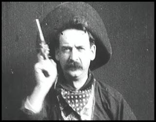 Asalto y robo a un tren, de Edwin S. Porter, 1903