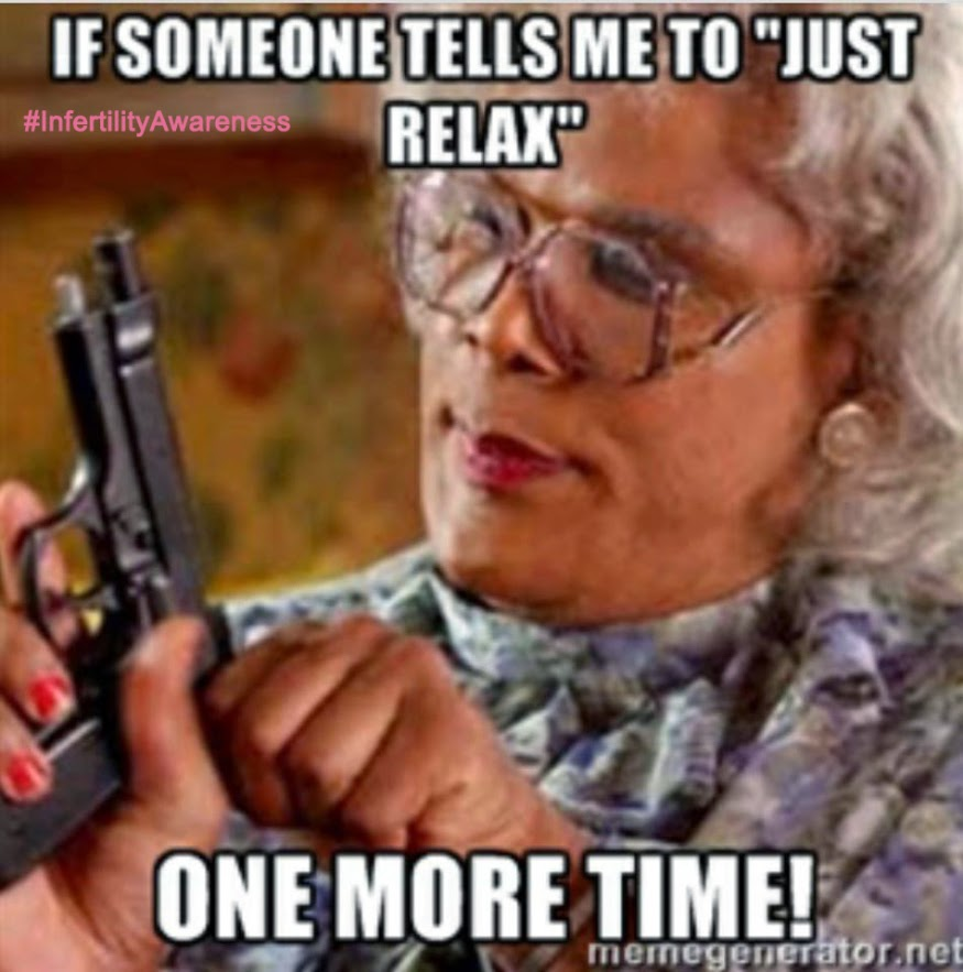 just relax madea copy tomato's vine 7qt infertility awareness week