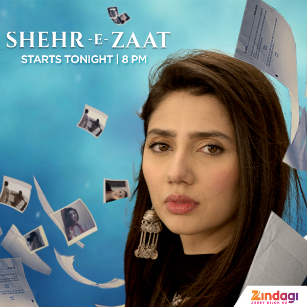 'Shehr-e-Zaat' Zindagi TV Upcoming Serial Wiki Story | Star-Cast | Title Song | Timing | Promo