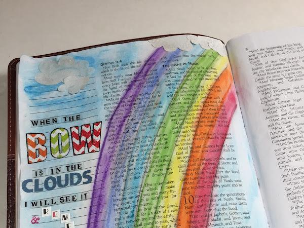 Bible Journaling | Genesis 9:16