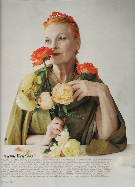 vivienne westwood by tim walker british vogue