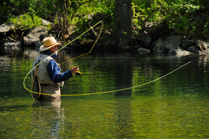 cheap fly fishing gear