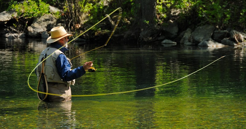Bryant park blog fly fishing on the terrace for Swift fly fishing