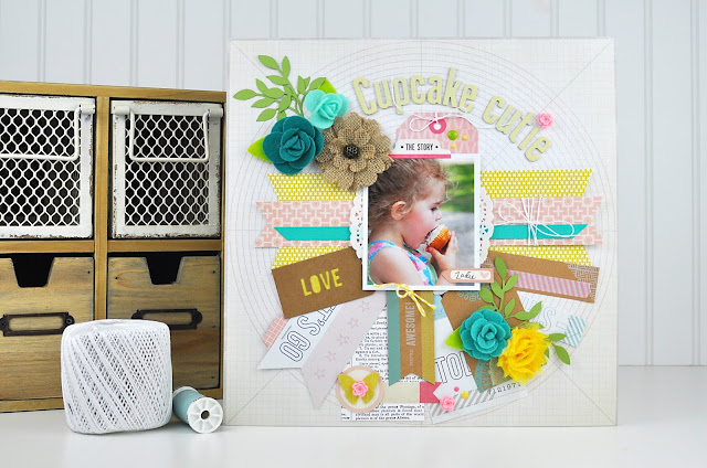 Product Playground: #scrapbooking video class on how to use tabs and tags on a scrapbooking layout. http://www.bigpictureclasses.com/classes/product-playground-tabs-tags