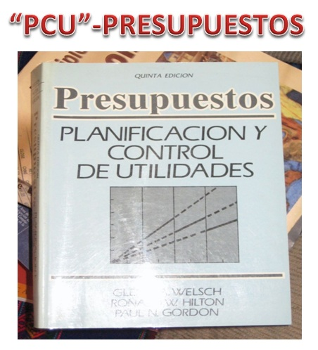 PCU-PRESUPUESTOS