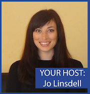 Promo Day is hosted by Jo Linsdell
