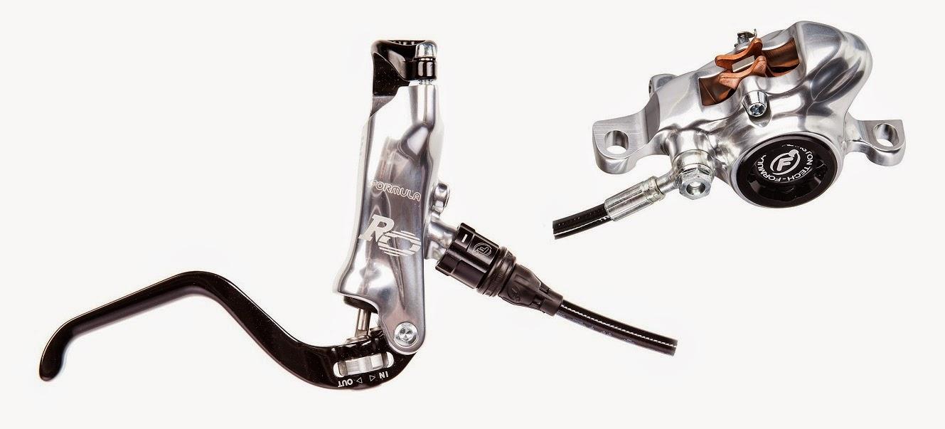 Formula RO brake and calliper