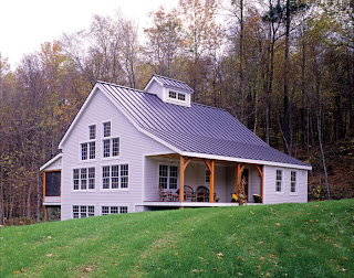 vermont timber frame retirement