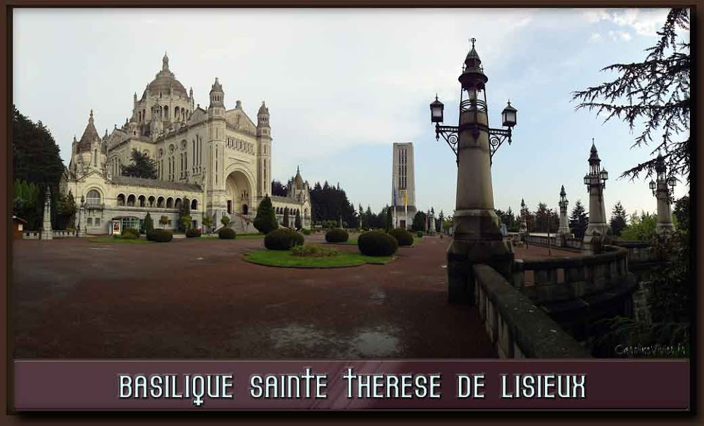 Basilique Sainte Thésère de Lisieux