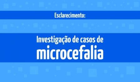 Secretaria Estadual de Saúde emite nota sobre os casos de microcefalia