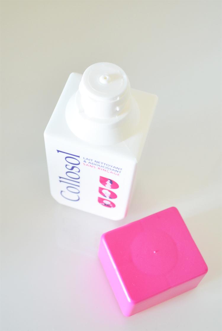lait nettoyant