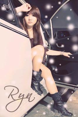Foto Cantik Ryn Chibi