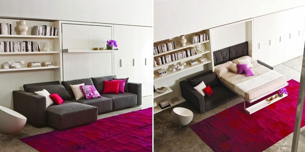 Home Decor And Design Multipurpose Bedroom