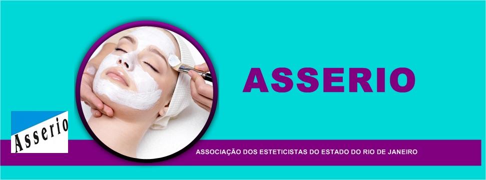 ASSERIO ASSOCIAÇÃO DOS ESTETICISTAS DO ESTADO DO RIO DE JANEIRO