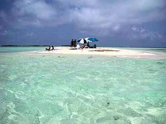 """Playas magicas en """"Los Roques"""""""