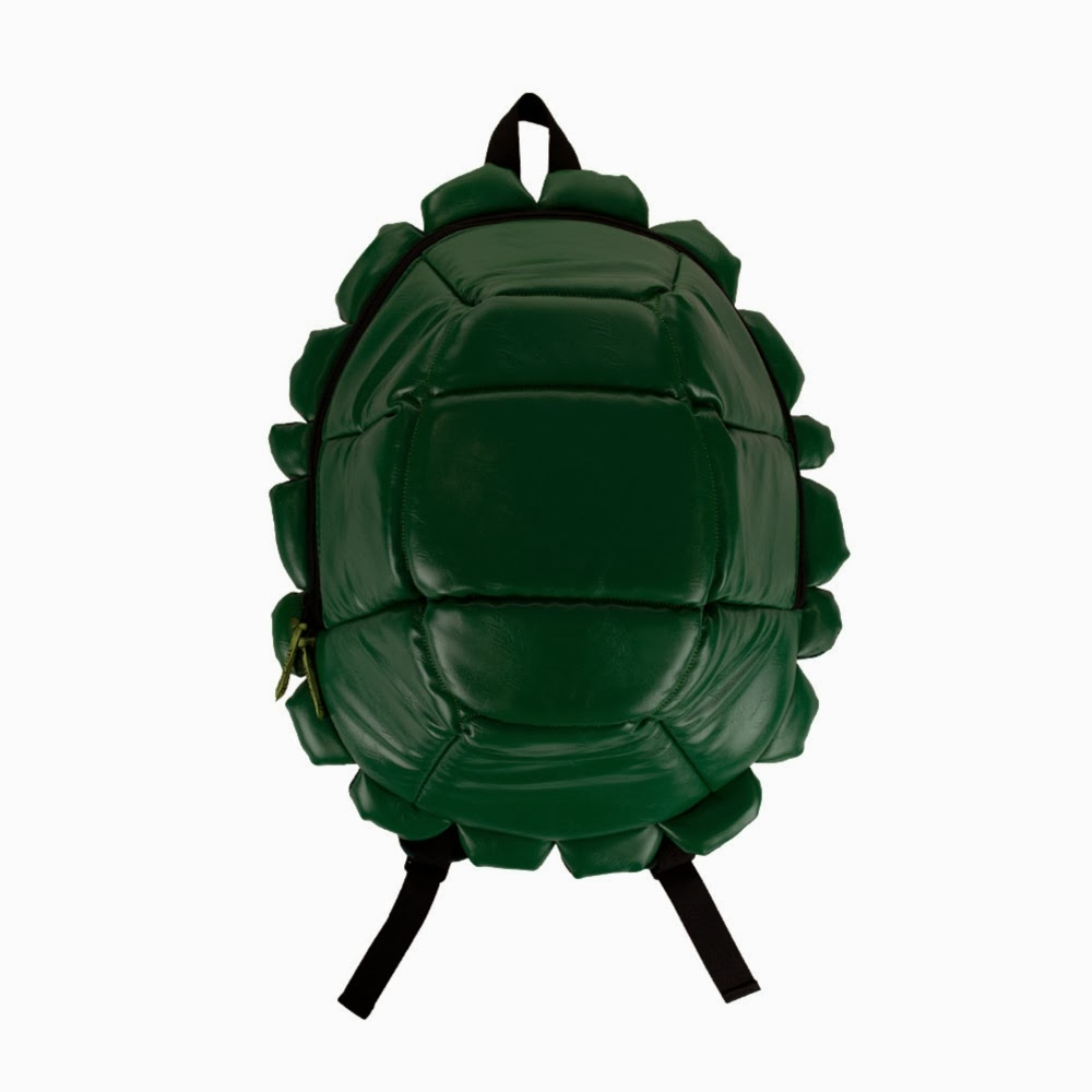 Throw Money At Screen: TMNT Shell Backpack