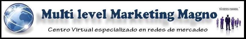 .Multi Level Marketing Magno
