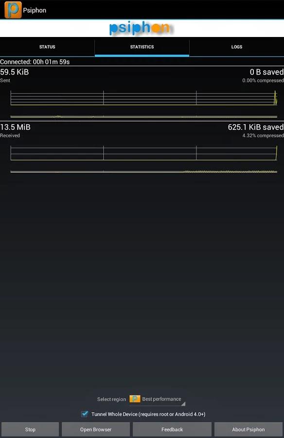 Internet Gratis Tanpa Kuota Dengan Aplikasi Psiphon (Pengguna Android)