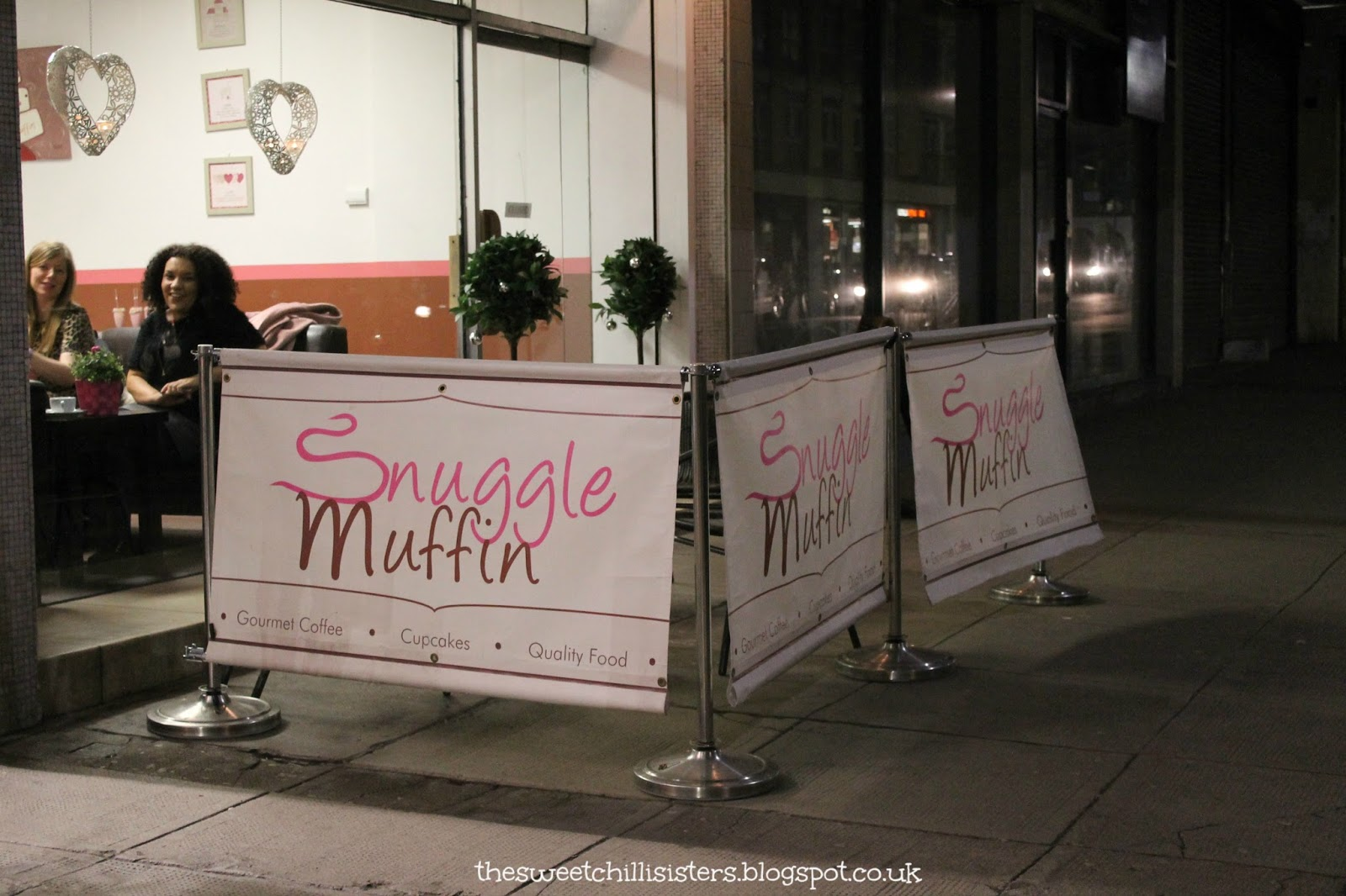 Snuggle Muffin Glasgow